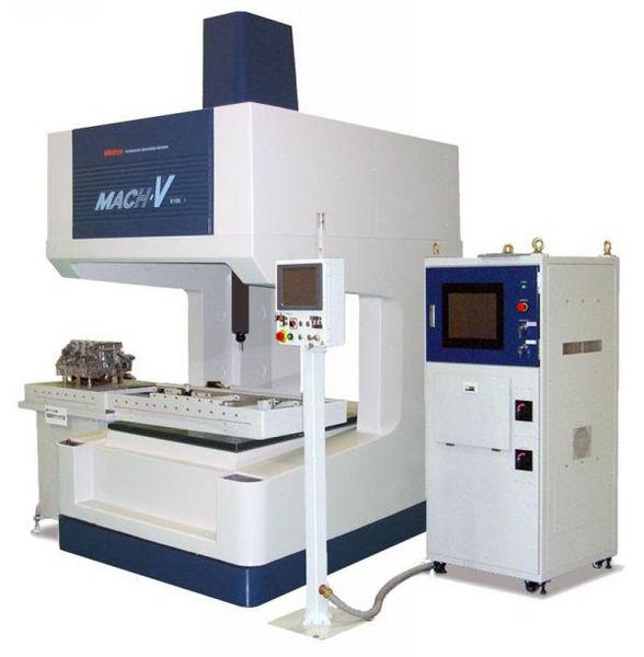 Máquina CNC De Medición De Coordenadas MACH-V De Mitutoyo