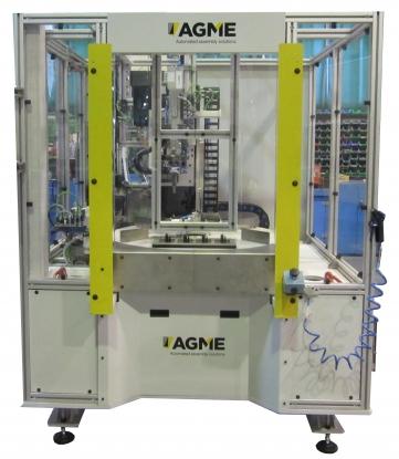 AGME desarrolla soluciones de ensamblaje automático de componentes de batería de coche eléctrico