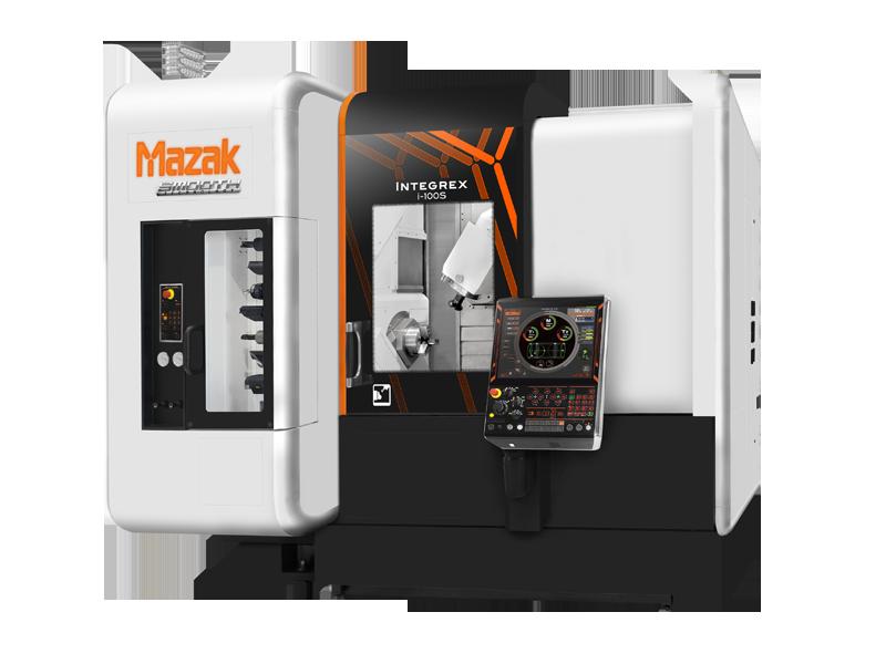 Mazak ayuda a McLaren Racing a prepararse para la nueva temporada con la instalación rápida de un centro de mecanizado de 5 ejes